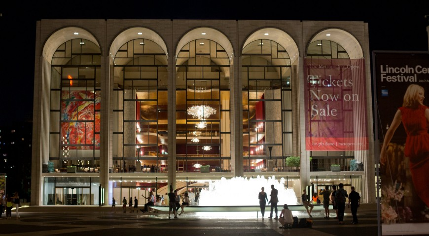 Met Opera Names Ennead Architects to Redesign Lobby