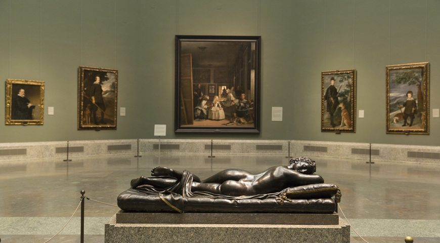 At the Prado, Love That Now Dares to Shout Its Name